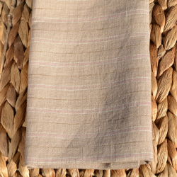 Linen napkin - alluring pink