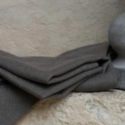 Linen napkin - meaty graphite