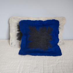 Filcowa poduszka - kwadratowa