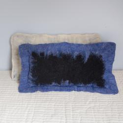 Felt pillow - rectangular