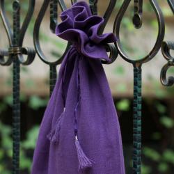 Linen bag - lavenda