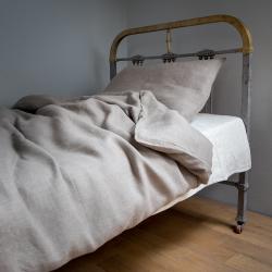 Linen bedding - natural