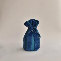 Velvet pouch - small