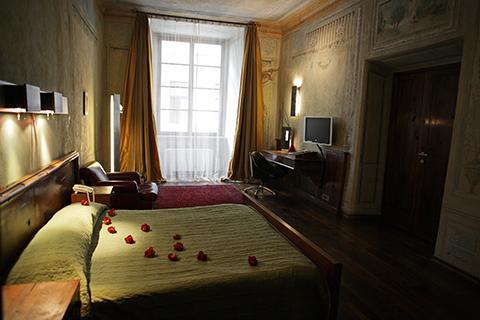 Hotel Pod Różą w Krakowie